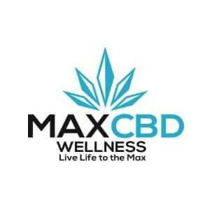 MaxCBD-Wellness-Logo
