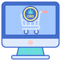 In an online shop