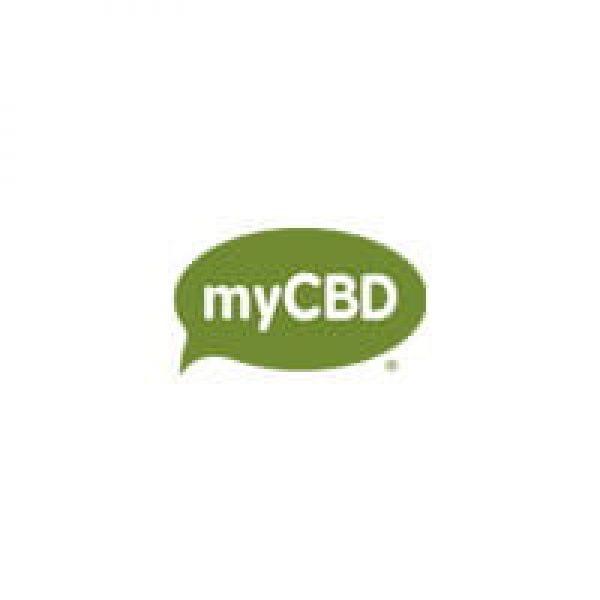 myCBD es logo