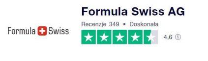 formula swiss trustpilot