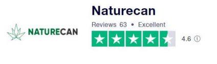 naturecan-trustpilot-4.6-recenzja