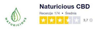 naturicious trustpilot