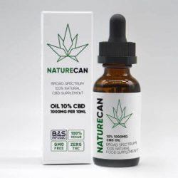 olejków CBD od Naturecan