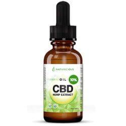 olejków CBD od Naturicious