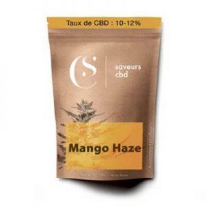 mango haze saveurs cbd