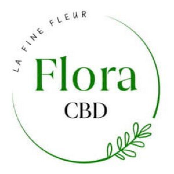 logo flora cbd