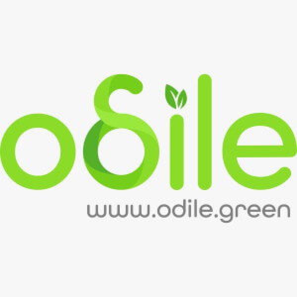 Odile.green logo